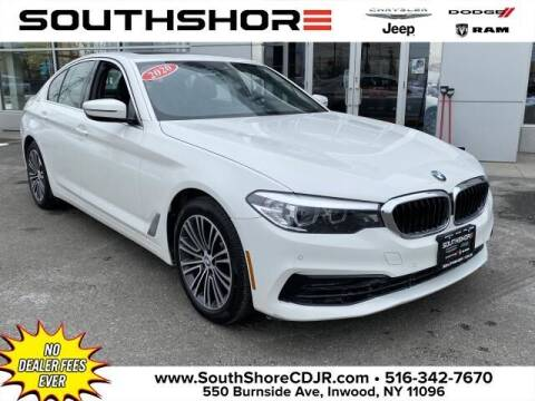 2020 BMW 5 Series for sale at South Shore Chrysler Dodge Jeep Ram in Inwood NY