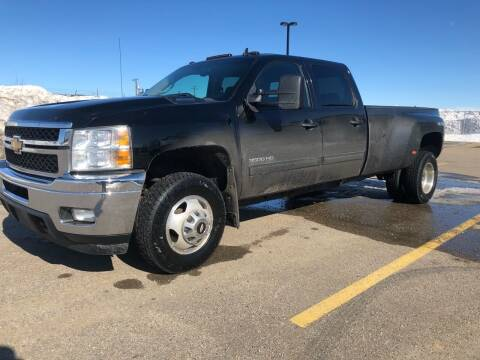 2013 Chevrolet Silverado 3500HD for sale at Canuck Truck in Magrath AB
