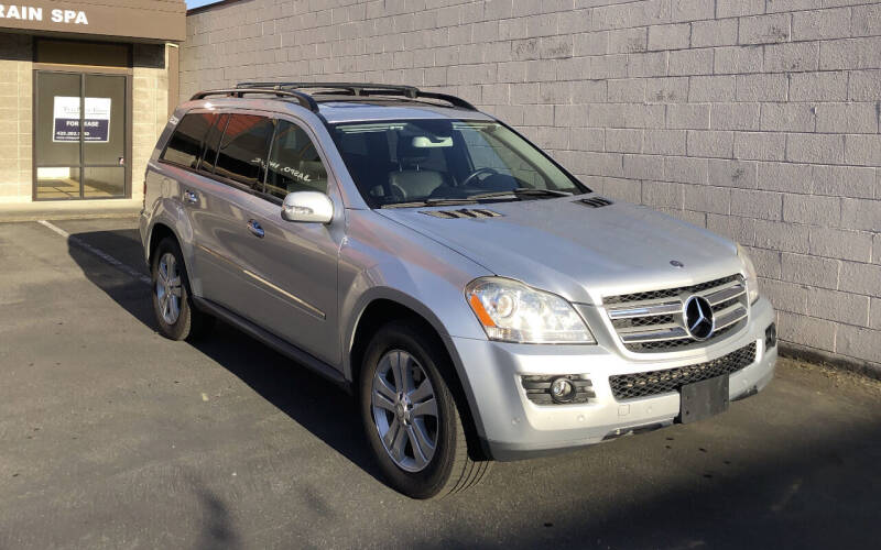 2008 Mercedes-Benz GL-Class for sale at CPR AUTO SALES AND FINANCE in Bellevue WA