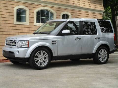 2010 Land Rover LR4 for sale at Car and Truck Exchange, Inc. in Rowley MA