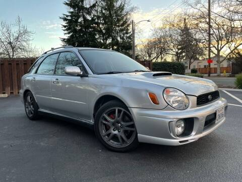 2003 Subaru Impreza for sale at OPTED MOTORS in Santa Clara CA