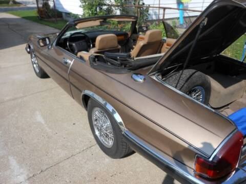 1990 Jaguar XJS for sale at Classic Car Deals in Cadillac MI