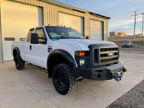2008 Ford F-250 Super Duty for sale at Northern Car Brokers in Belle Fourche SD