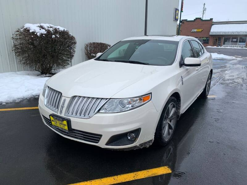 2009 Lincoln MKS for sale at DAVENPORT MOTOR COMPANY in Davenport WA