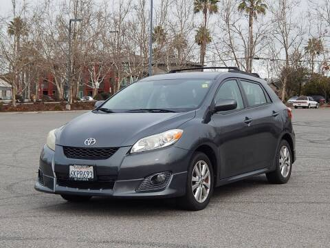 2010 Toyota Matrix for sale at Crow`s Auto Sales in San Jose CA