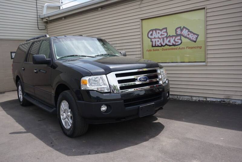 2013 Ford Expedition EL for sale at Cars Trucks & More in Howell MI