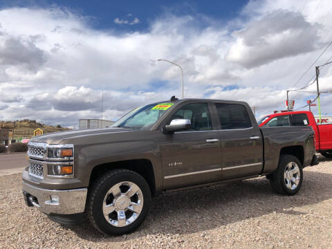 2015 Chevrolet Silverado 1500 for sale at 1st Quality Motors LLC in Gallup NM