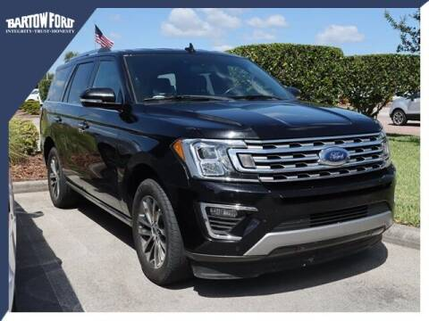 2018 Ford Expedition for sale at BARTOW FORD CO. in Bartow FL