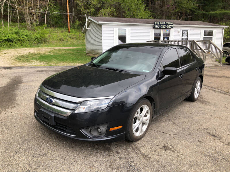 2012 Ford Fusion for sale at Riley Auto Sales LLC in Nelsonville OH