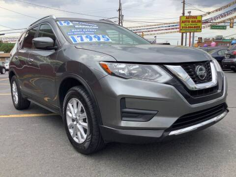 2019 Nissan Rogue for sale at Active Auto Sales in Hatboro PA