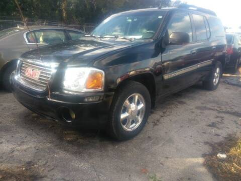 2004 GMC Envoy XL for sale at JacksonvilleMotorMall.com in Jacksonville FL