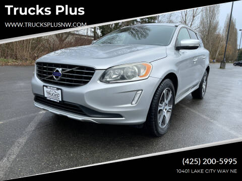 2014 Volvo XC60 for sale at Trucks Plus in Seattle WA