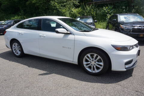 2017 Chevrolet Malibu for sale at Bloom Auto in Ledgewood NJ