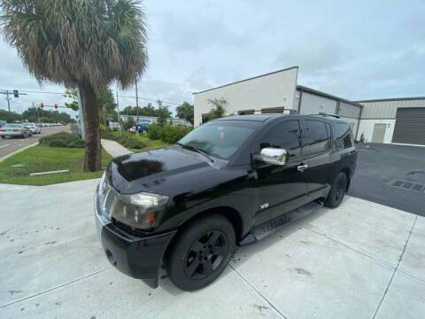 2006 Nissan Armada for sale at Bay City Autosales in Tampa FL