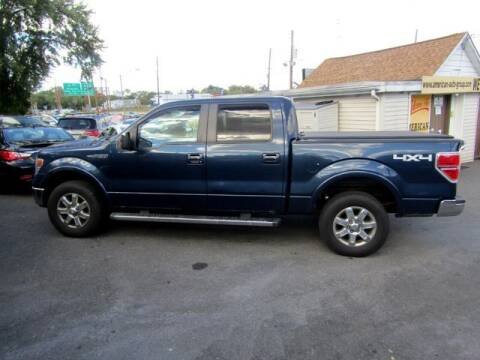 2013 Ford F-150 for sale at American Auto Group Now in Maple Shade NJ