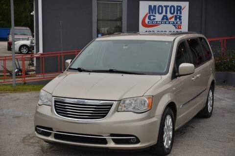 2014 Chrysler Town and Country for sale at Motor Car Concepts II - Kirkman Location in Orlando FL