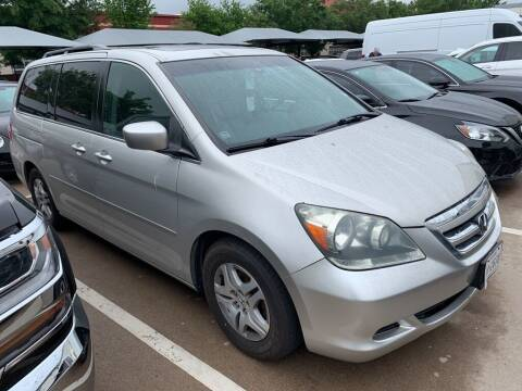 2005 Honda Odyssey for sale at Excellence Auto Direct in Euless TX