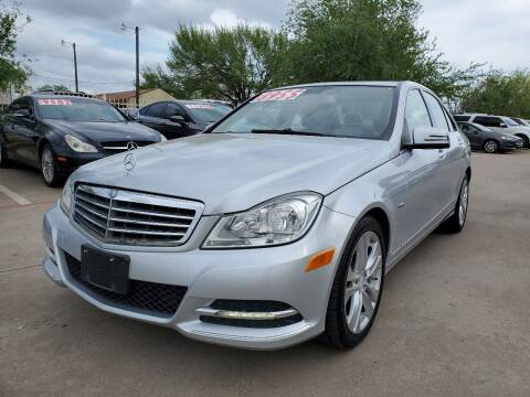 2012 Mercedes-Benz C-Class for sale at Star Autogroup, LLC in Grand Prairie TX