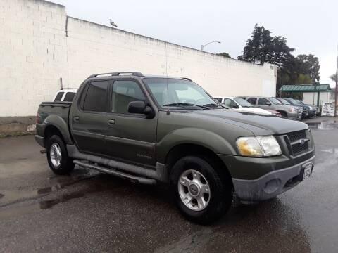 2002 Ford Explorer Sport Trac for sale at Goleta Motors in Goleta CA