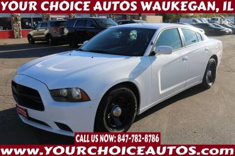 2012 Dodge Charger for sale at Your Choice Autos - Waukegan in Waukegan IL