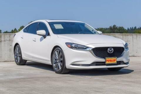 2018 Mazda MAZDA6 for sale at Washington Auto Credit in Puyallup WA