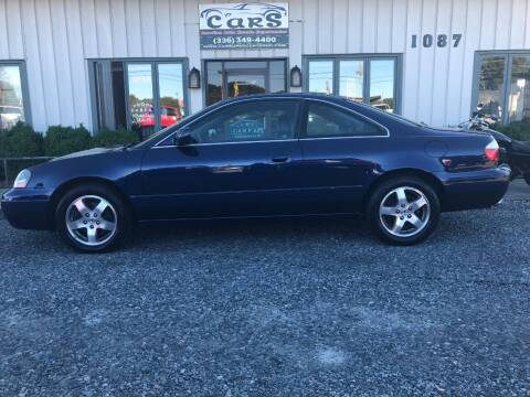 2003 Acura CL for sale at Carolina Auto Resale Supercenter in Reidsville NC