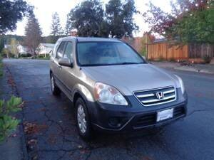2006 Honda CR-V for sale at Inspec Auto in San Jose CA