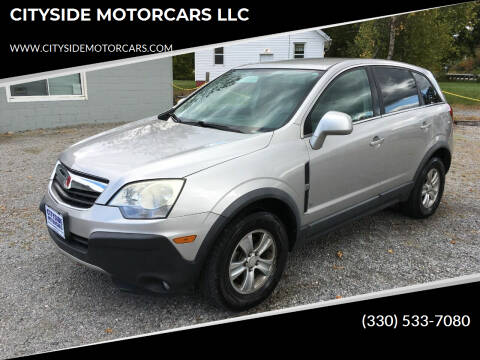 2008 Saturn Vue for sale at CITYSIDE MOTORCARS LLC in Canfield OH