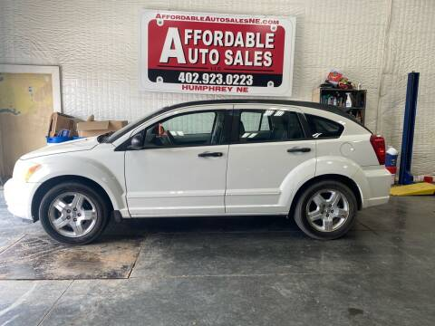 2007 Dodge Caliber for sale at Affordable Auto Sales in Humphrey NE