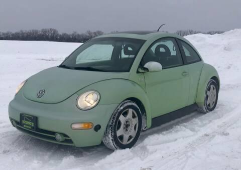 2001 Volkswagen New Beetle for sale at Motorsota in Becker MN