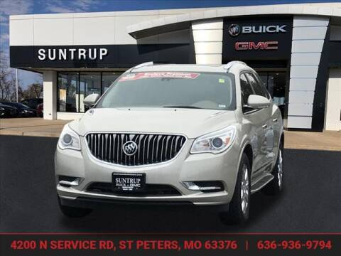 2016 Buick Enclave for sale at SUNTRUP BUICK GMC in Saint Peters MO
