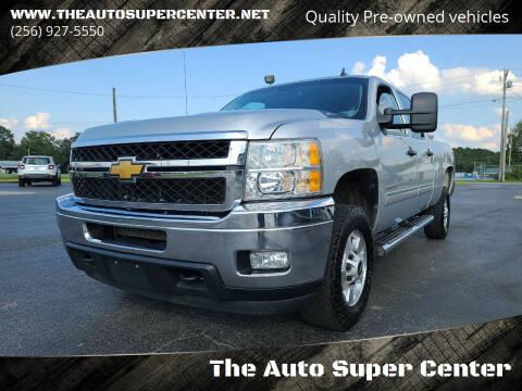 2012 Chevrolet Silverado 2500HD for sale at The Auto Super Center in Centre AL