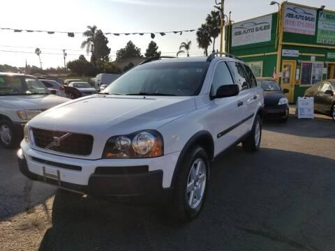 2006 Volvo XC90 for sale at A2B AUTO SALES in Chula Vista CA