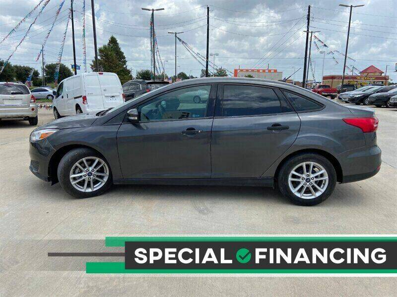 2018 Ford Focus for sale in Houston, TX