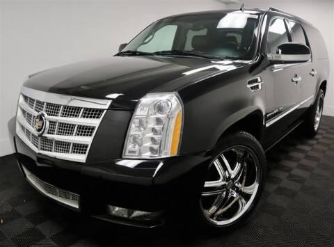 2013 Cadillac Escalade ESV for sale at CarNova in Stafford VA