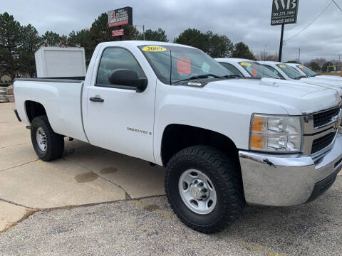2009 Chevrolet Silverado 2500HD for sale at Foust Fleet Leasing in Topeka KS