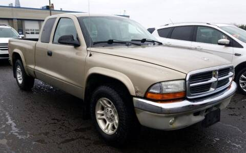 2004 Dodge Dakota for sale at Angelo's Auto Sales in Lowellville OH