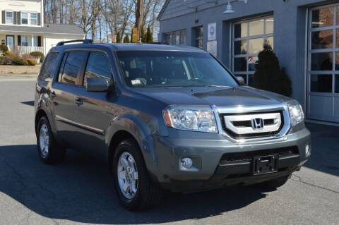 2010 Honda Pilot for sale at LARIN AUTO in Norwood MA