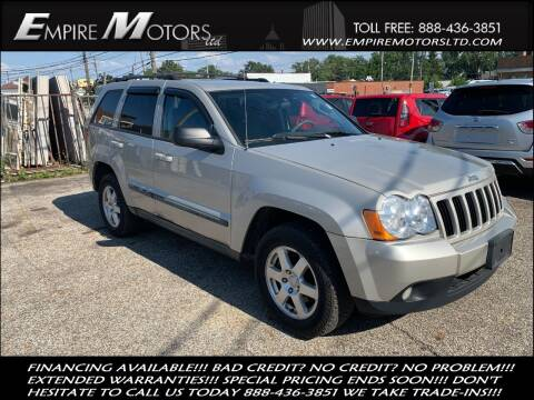 2008 Jeep Grand Cherokee for sale at Empire Motors LTD in Cleveland OH