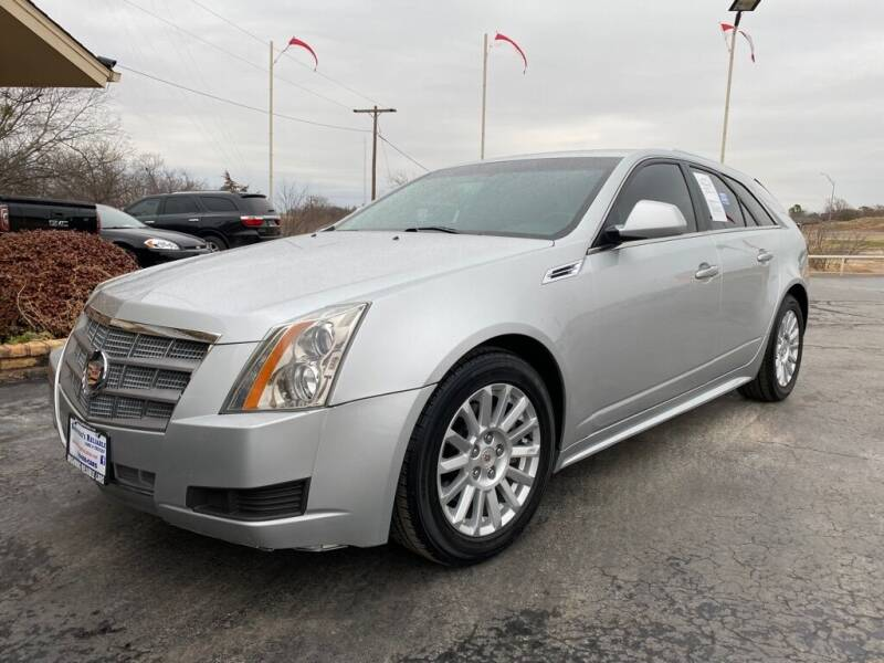 2010 Cadillac CTS for sale at Browning's Reliable Cars & Trucks in Wichita Falls TX