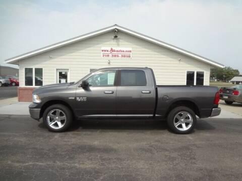 2016 RAM Ram Pickup 1500 for sale at GIBB'S 10 SALES LLC in New York Mills MN