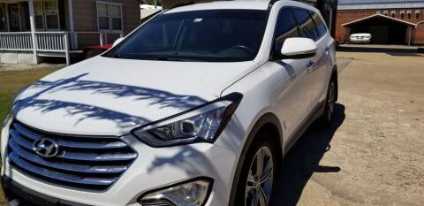2015 Hyundai Santa Fe for sale at Jerrys Vehicles Unlimited in Okemah OK