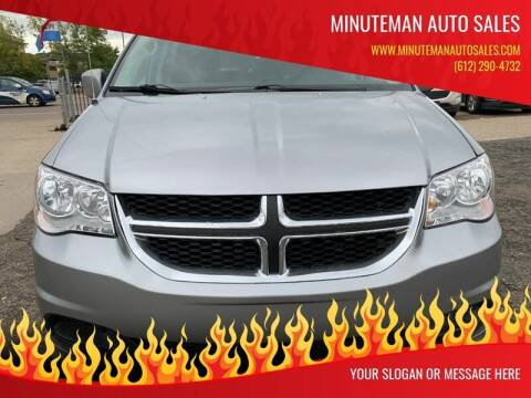 2016 Dodge Grand Caravan for sale at Minuteman Auto Sales in Saint Paul MN