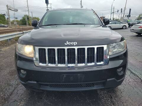2011 Jeep Grand Cherokee for sale at Discovery Auto Sales in New Lenox IL