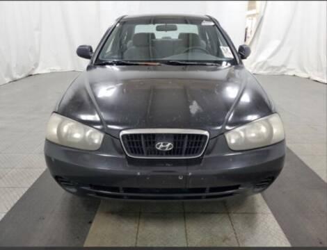 2001 Hyundai Elantra for sale at HW Used Car Sales LTD in Chicago IL