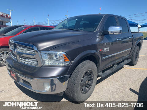 2015 RAM Ram Pickup 1500 for sale at JOHN HOLT AUTO GROUP, INC. in Chickasha OK