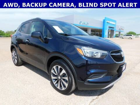 2021 Buick Encore for sale at Stanley Chrysler Dodge Jeep Ram Gatesville in Gatesville TX