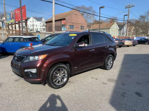 2013 Kia Sorento for sale at Capital Auto Sales in Providence RI