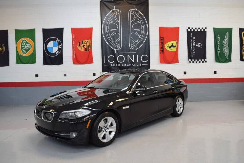 2013 BMW 5 Series for sale at Iconic Auto Exchange in Concord NC