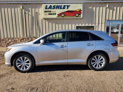 2014 Toyota Venza for sale at Lashley Auto Sales in Mitchell NE